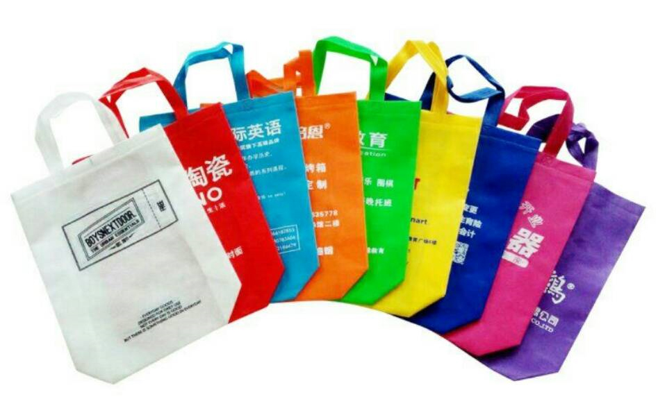 各种规格各种样式无纺布手提袋欢迎订制